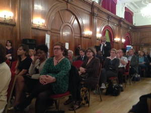 Andy Slaughter challenges Tracey Batten at Imperial's AGM