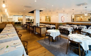 Fine dining: Pollen Street Social restaurant