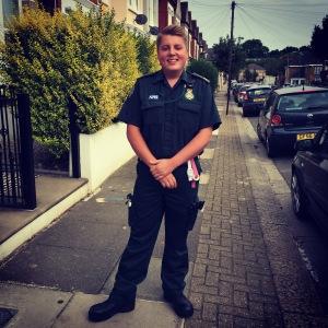 Daniel Ryan: started work as LAS paramedic this week