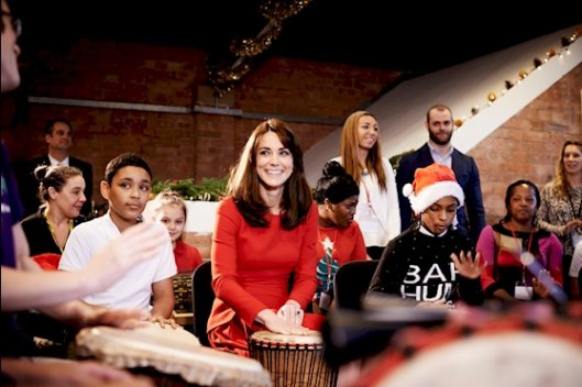 Kate at Anna Freud Centre