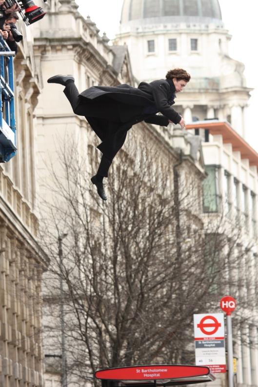 Sherlock stunt 1