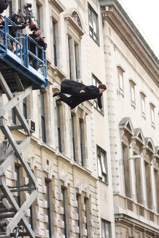 Sherlock stunt 2