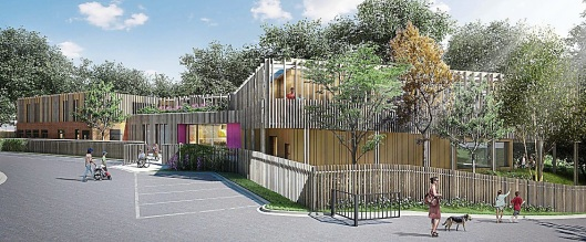 New centre for cerebral palsy