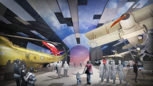 RAF museum revamp 2