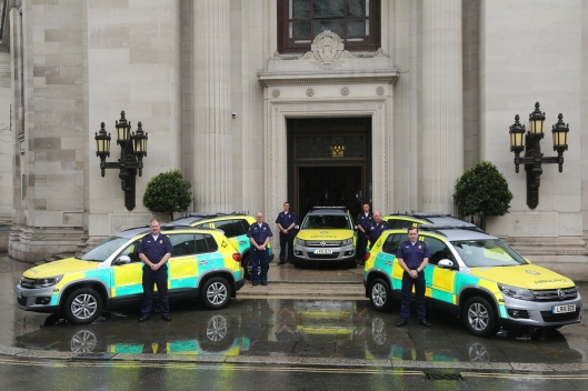 Freemasons LAS fast response cars