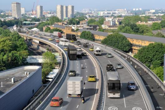 Westway superhighway plan