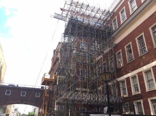 St Mary's repairs 2