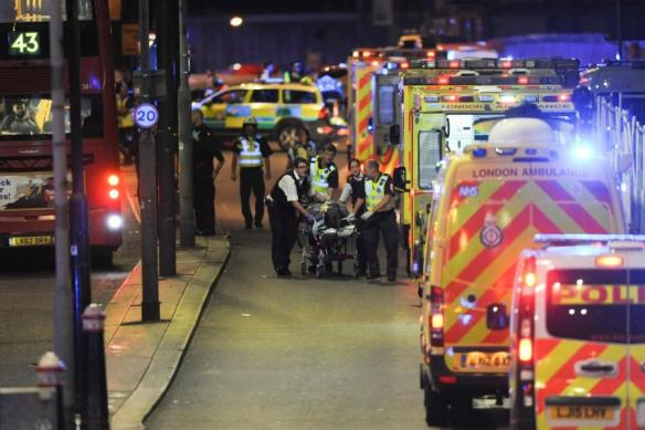 London Ambulance Service publishes review of response to terror ...