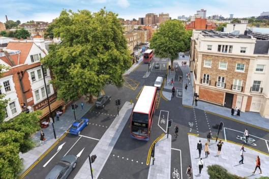 CS9 cycle superhighway