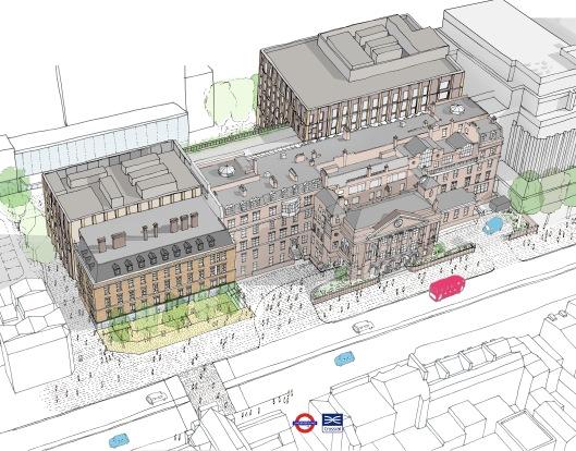 Whitechapel town hall 2