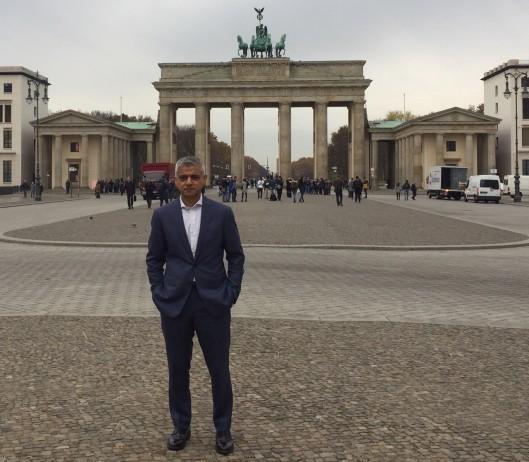 sadiq in berlin