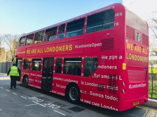 Sadiq's £6,500 four-day bus trip to help EU Londoners stay
