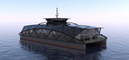Canary Wharf ferry