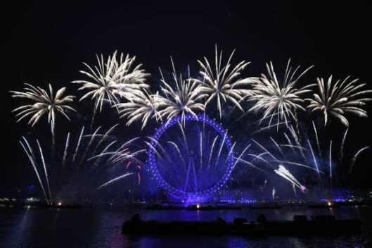 EU fireworks